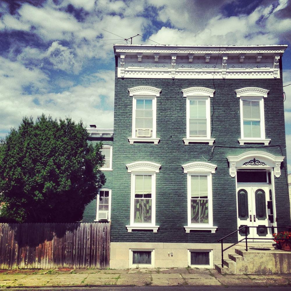 Louisa Corbett_Hudson NY_Olive townhouse.JPG