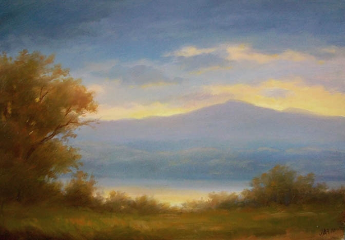 "Scott Thomas Balfe: ""Catskills"""