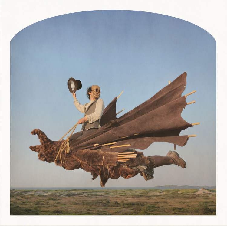 The Dark Rider by Kahn & Selesnick
