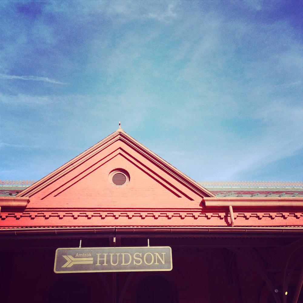 Louisa Corbett_Hudson NY_Spring 2014_Hudson Amtrak station.JPG