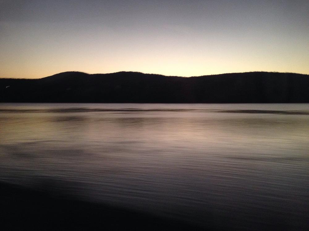 Louisa Corbett_Hudson River Sunset_11.4.15_metallic.JPG