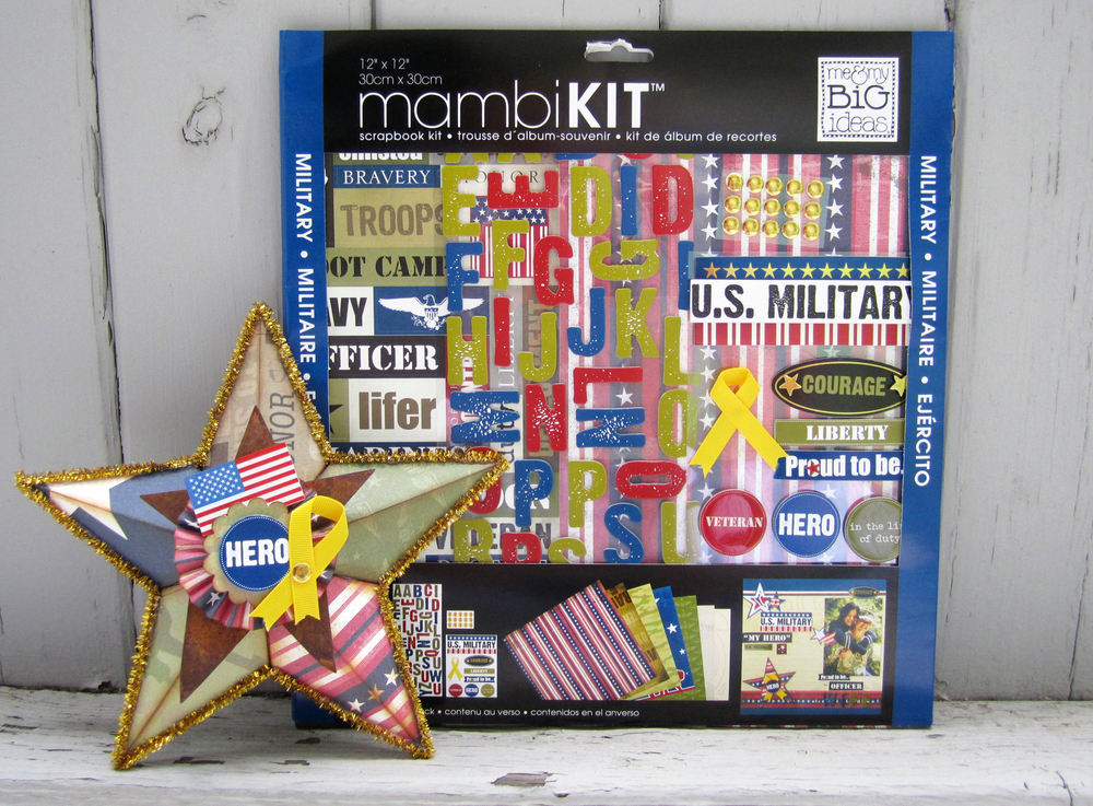 mambiKIT military craft diy star