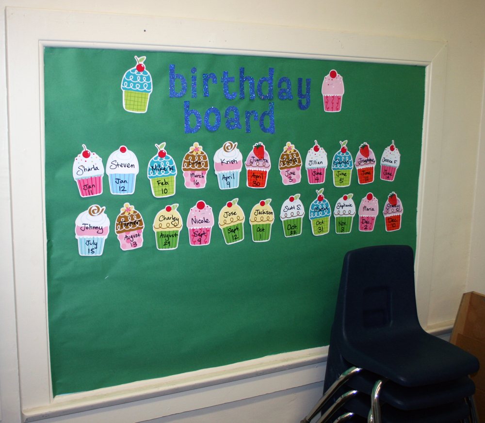 mambi.birthday.board.jpg & Classroom Decor available at Wal-Mart u2014 me u0026 my BIG ideas