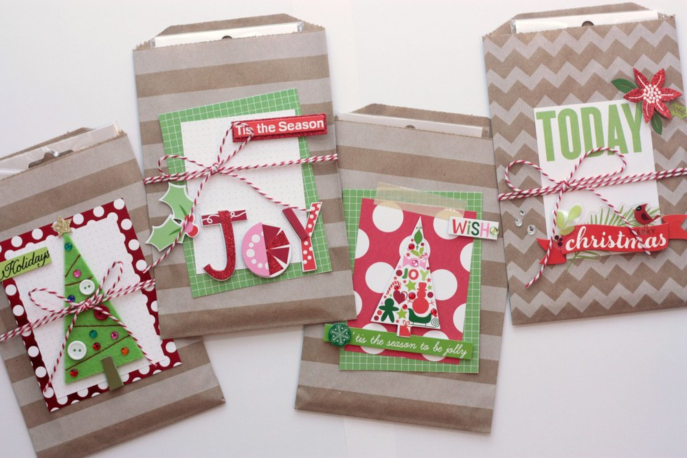Christmas goodie bags — me my big ideas