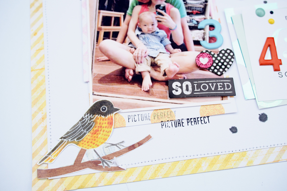 pocket pages so loved detailed shot.  mambi blog.