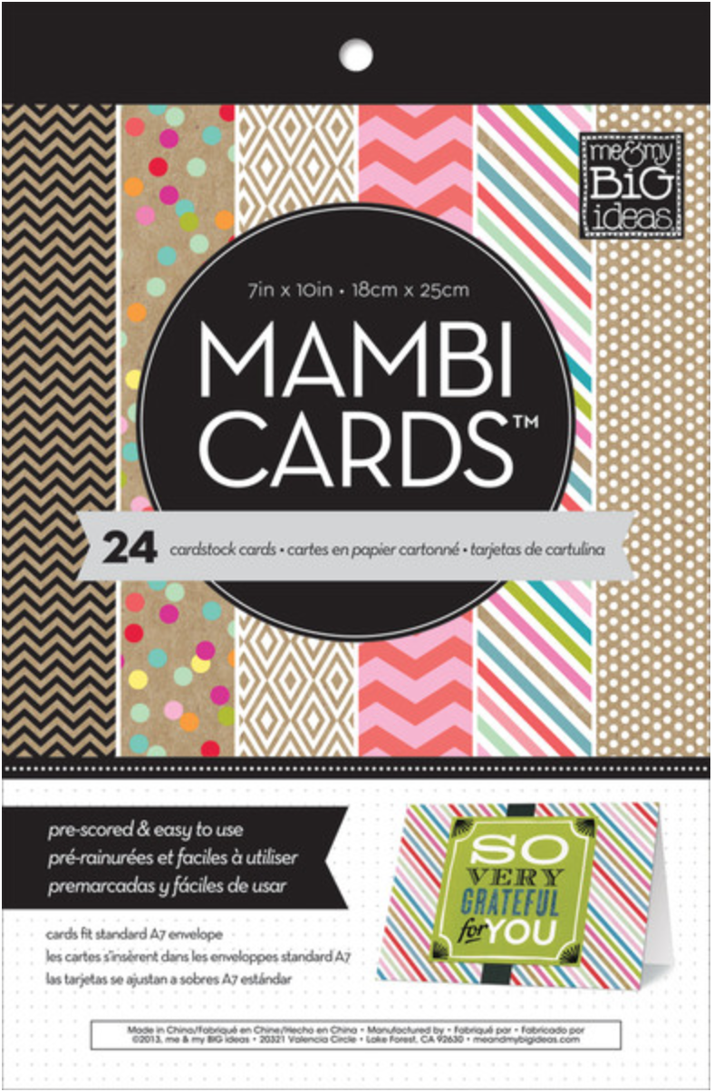 mambi:  CPX-18 cards in an instant pre-scored cards.