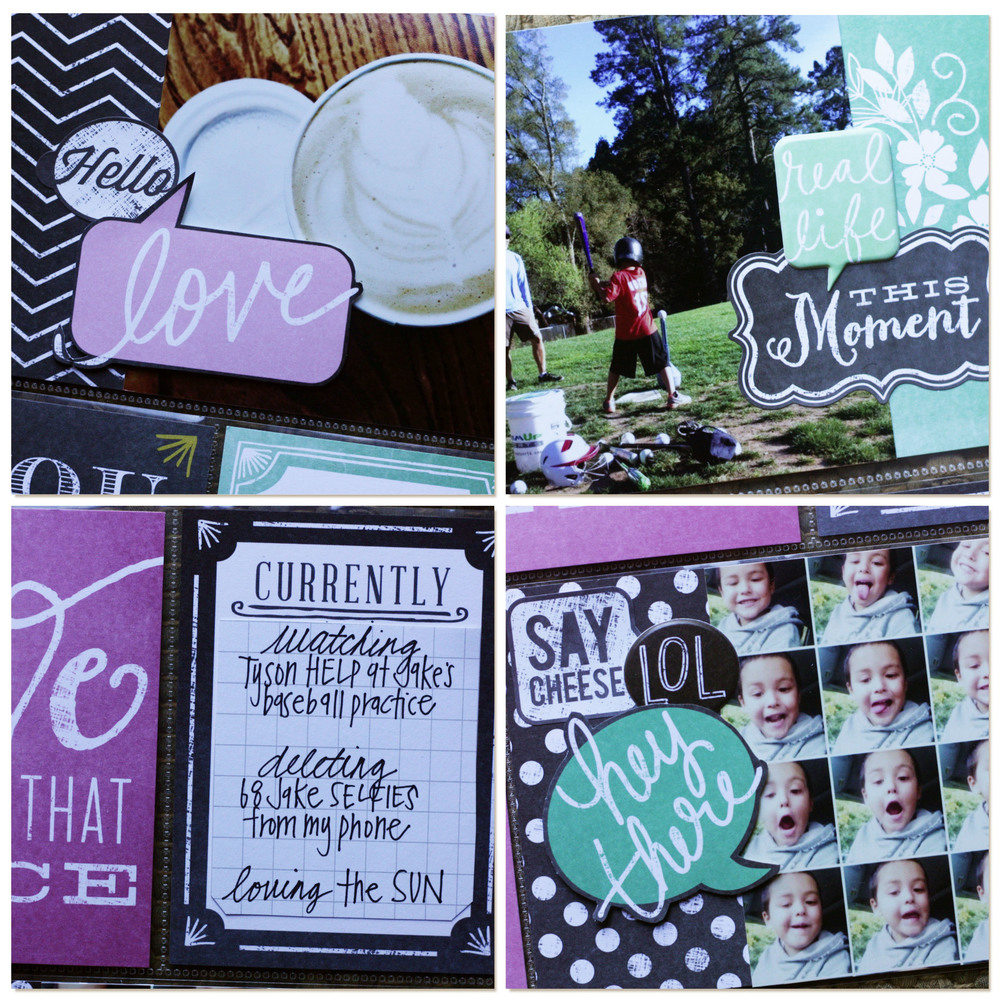 Hobby Lobby POCKET PAGES mambi cards.
