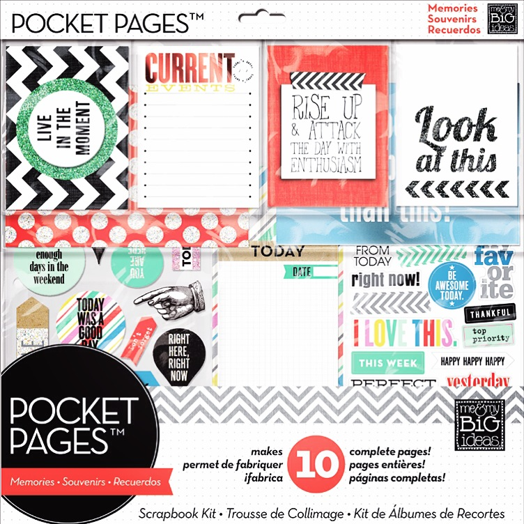 POCKET PAGES™ Kit - Right Now