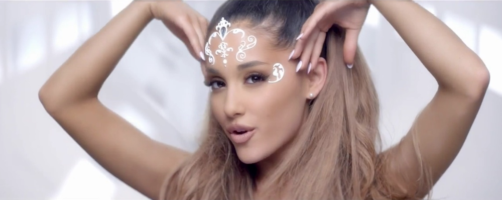 Ariana grande uses mambi stickers me amp my big ideas