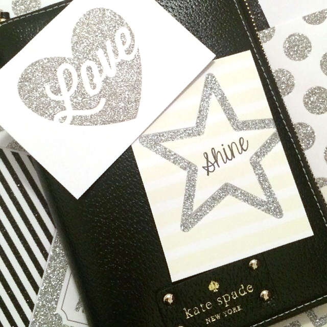 @hellowritting using mambi product in her planner | me & my BIG ideas