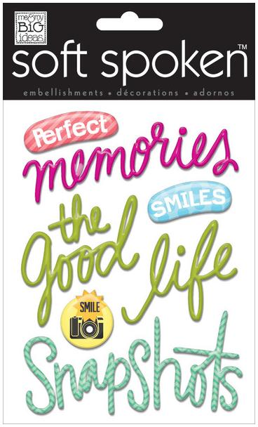 mambi Soft Spoken - Perfect Memories | me & my BIG idea