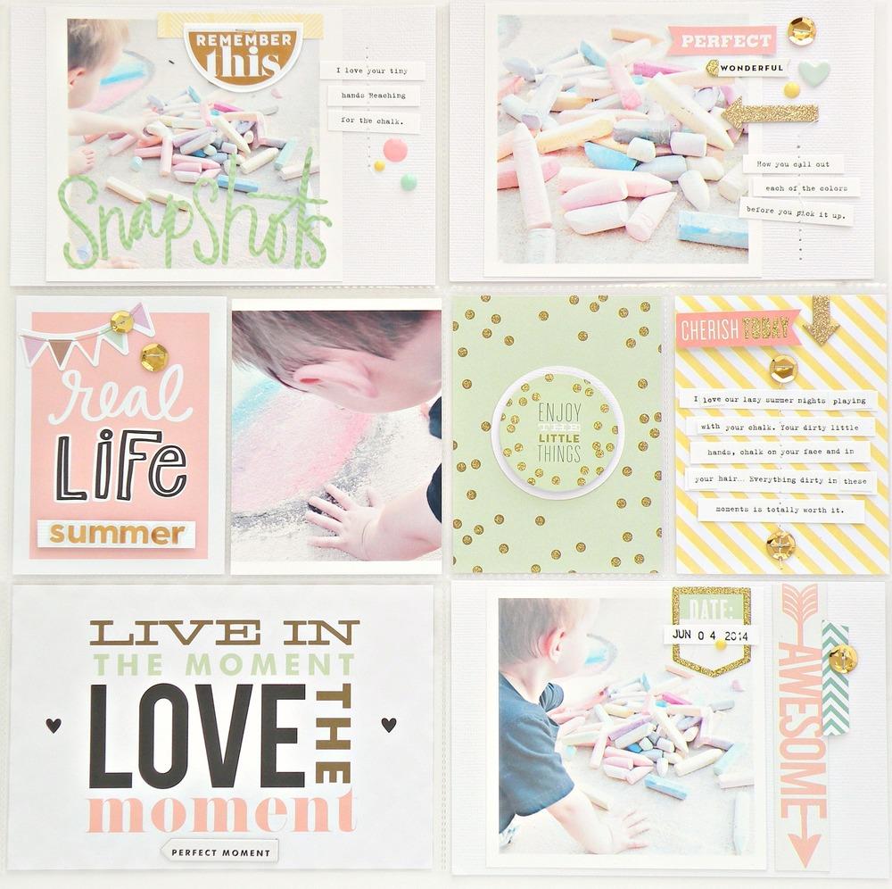 POCKET PAGE™ by Stephanie Buice | me & my BIG ideas