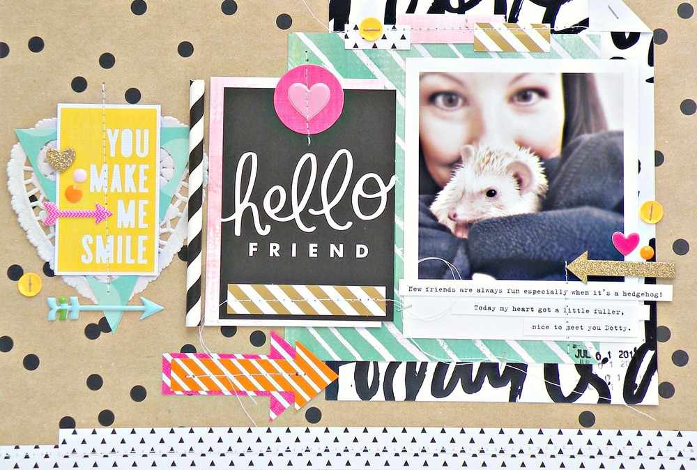 Photo Scrapbook Ideas For Best Friend