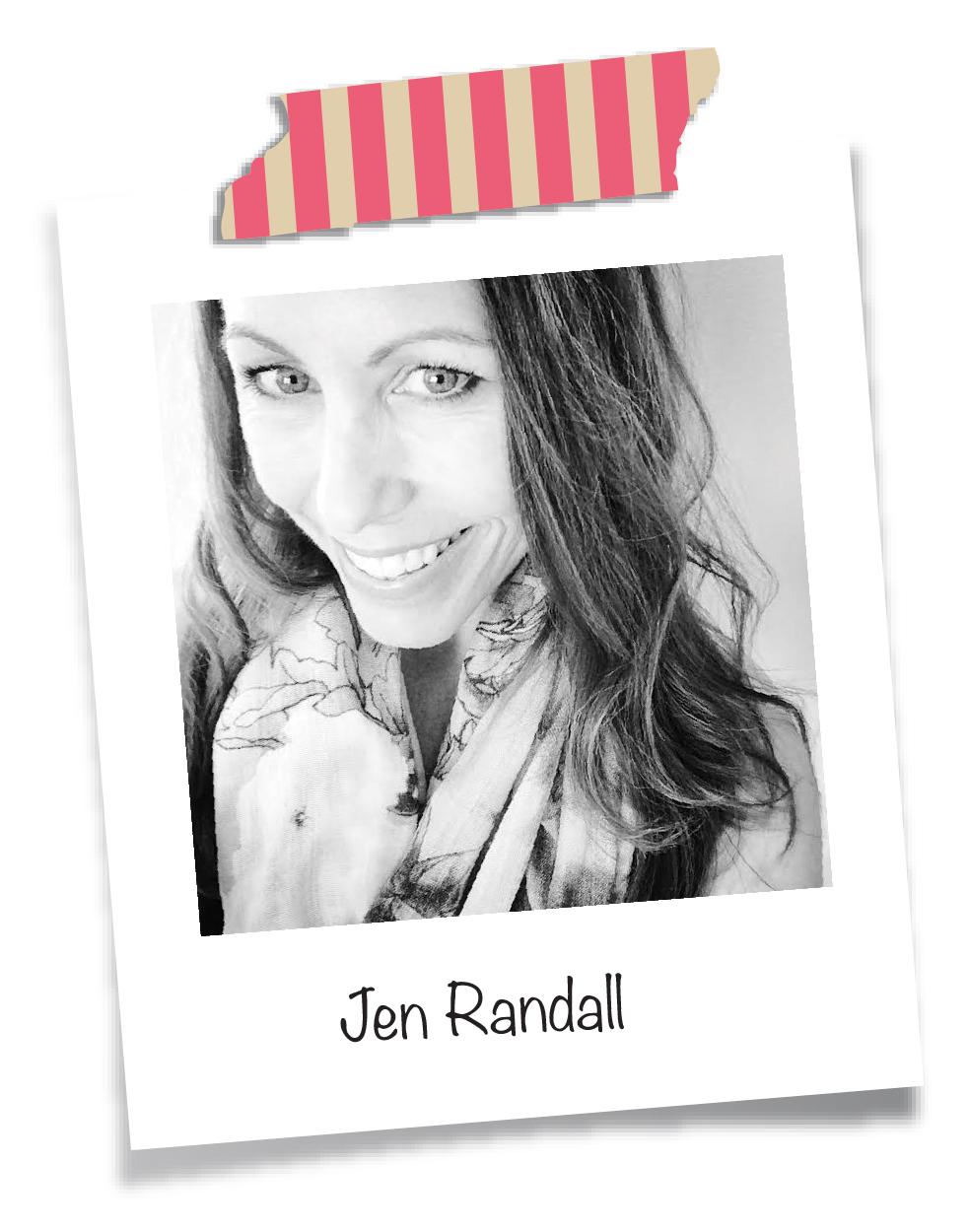 mambi Design Team member Jen Randall   me & my BIG ideas