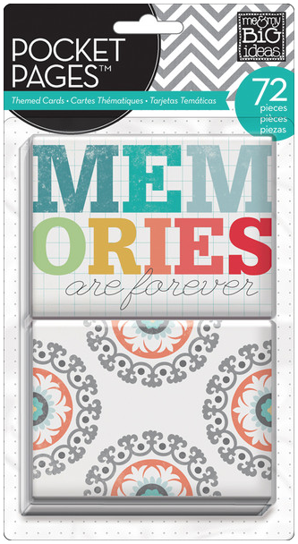 Memories POCKET PAGES™ | me & my BIG ideas