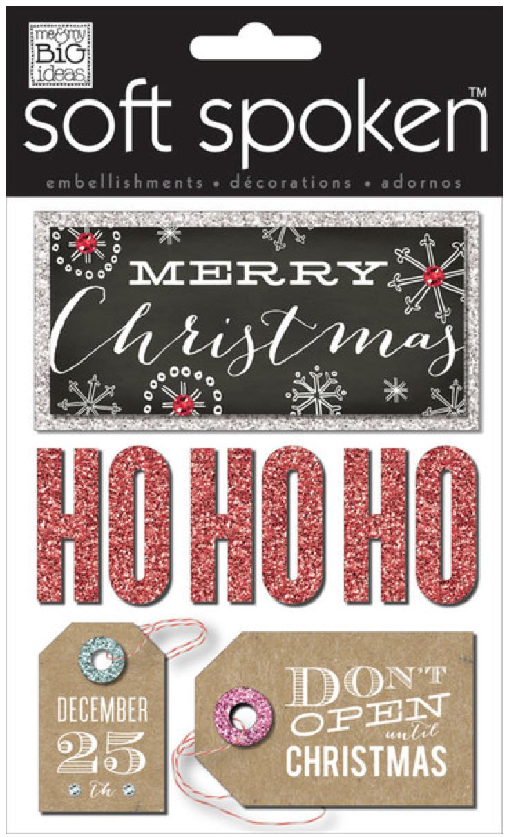 'Don't Open Til Christmas' SOFT SPOKEN™ holiday stickers | me & my BIG ideashttp://shop.meandmybigideas.com/collections/christmas/products/dont-open-ho-ho-ho
