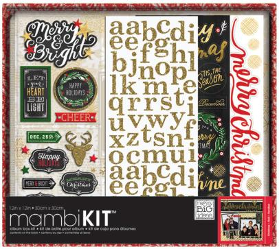 'All That Glitter Christmas' mambiKIT | me & my BIG ideas