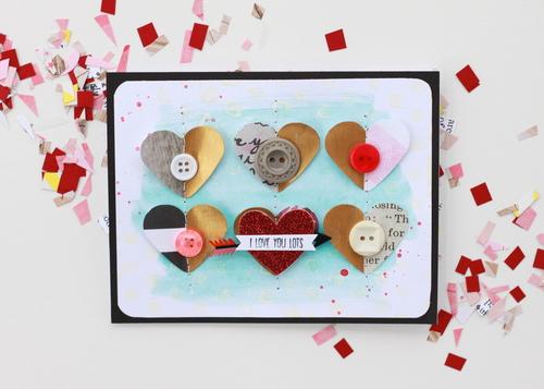 Valentines Day me my BIG ideas – Big Valentine Card