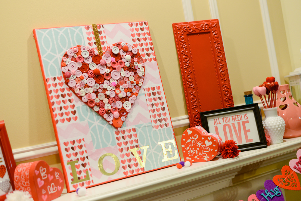 love valentines day mambisheets canvas by mambi design team member latrice murphy me - Canvas Design Ideas