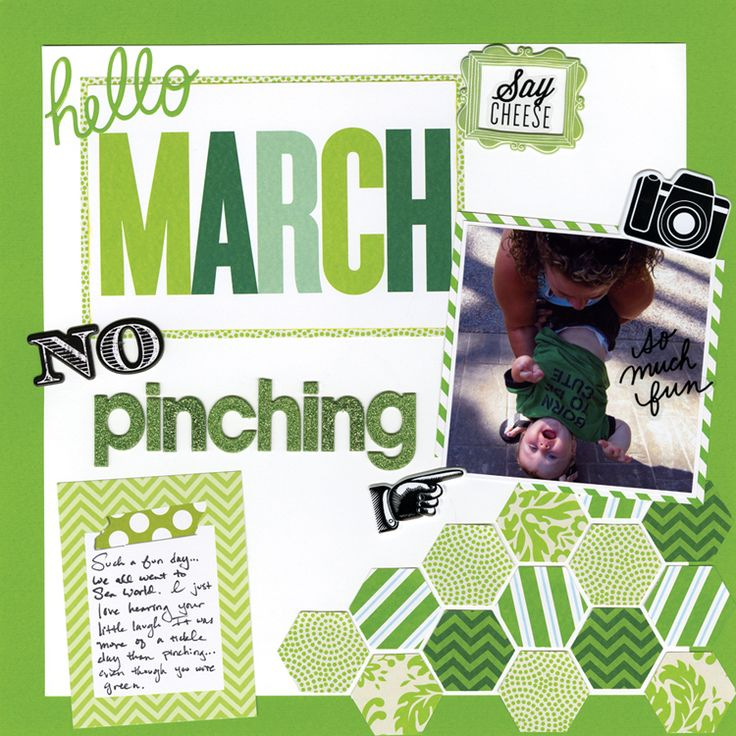Holiday Crafts | St. Patrick's Day | me & my BIG ideas