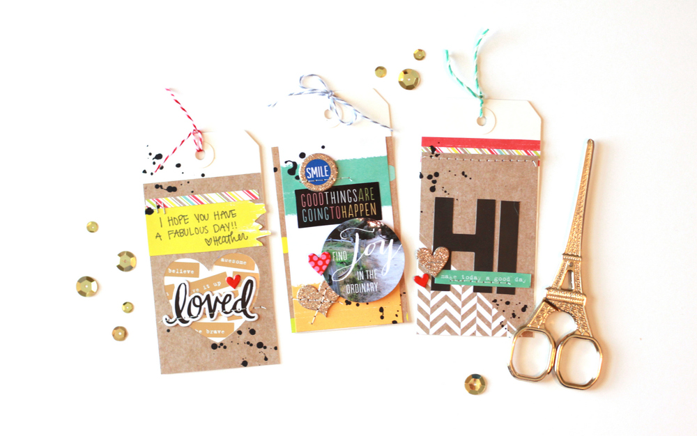 fun mambi tags by Design Team member Heather Adams | me & my BIG ideas