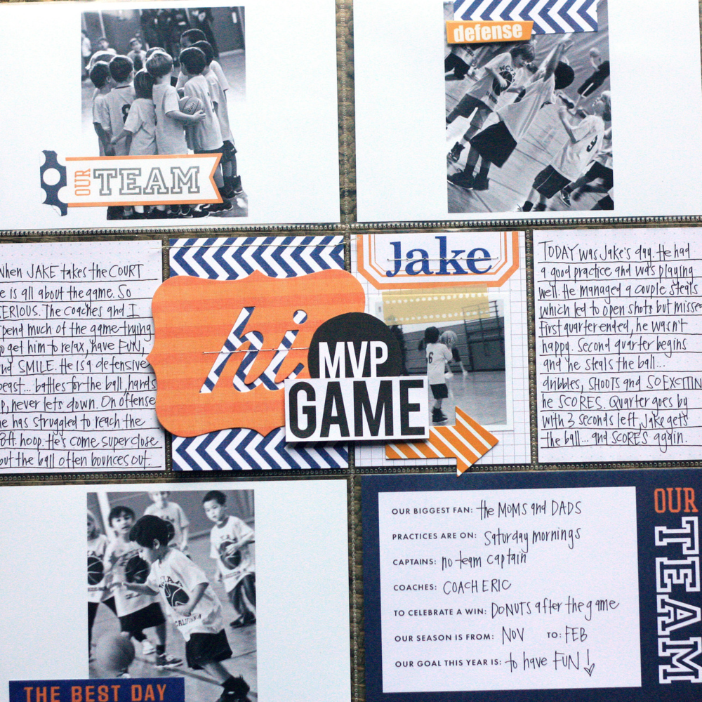'hi, MVP Game' POCKET PAGES™