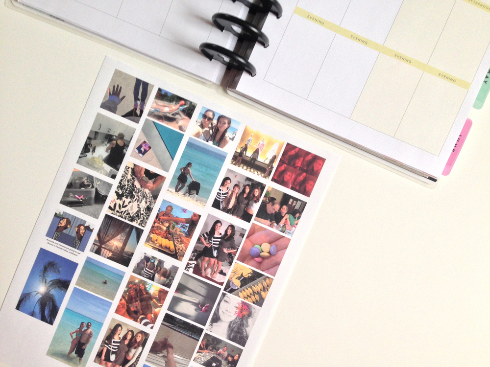 resizing photos for your Create 365™ Happy Planner™ using Microsoft Word, iPhoto, and Photoshop | me & my BIG ideas