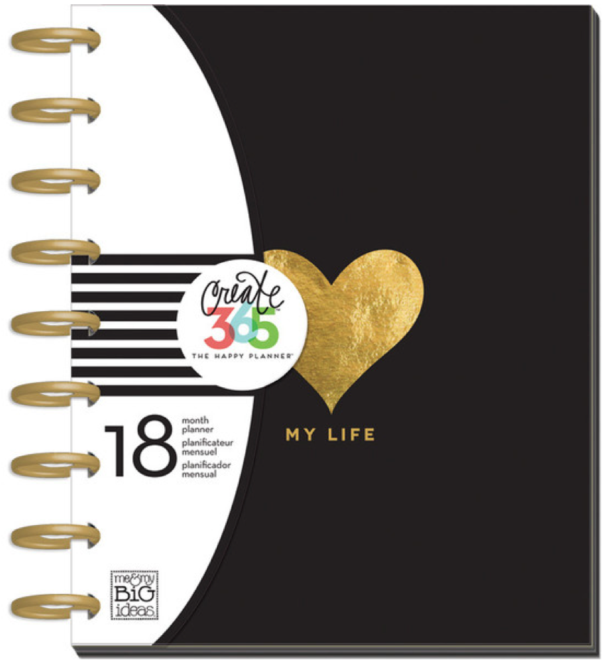 2015-16 'My Life' Create 365™ The Happy Planner™ | me & my BIG ideas