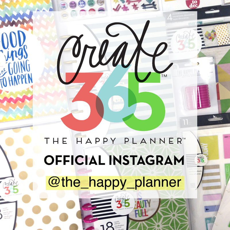 @the_happy_planner on IG | me & my BIG ideas