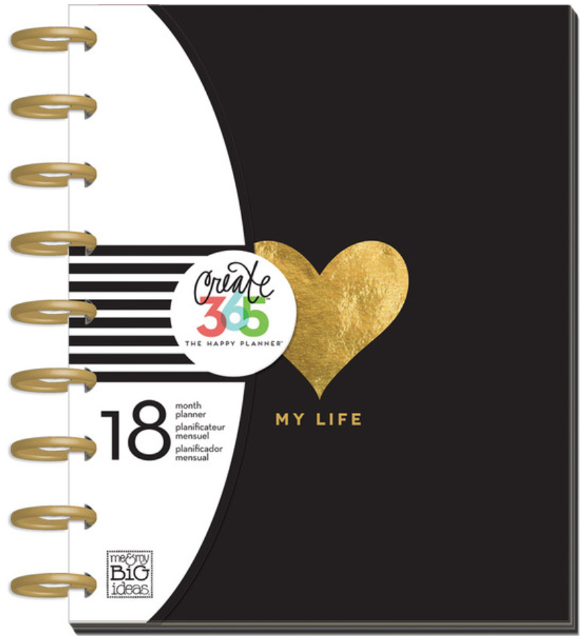 'My Life' 2015-2016 Happy Planner™ | me & my BIG ideas