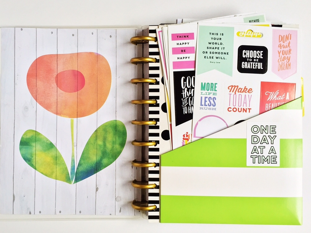 Happy Planner™ flip-through