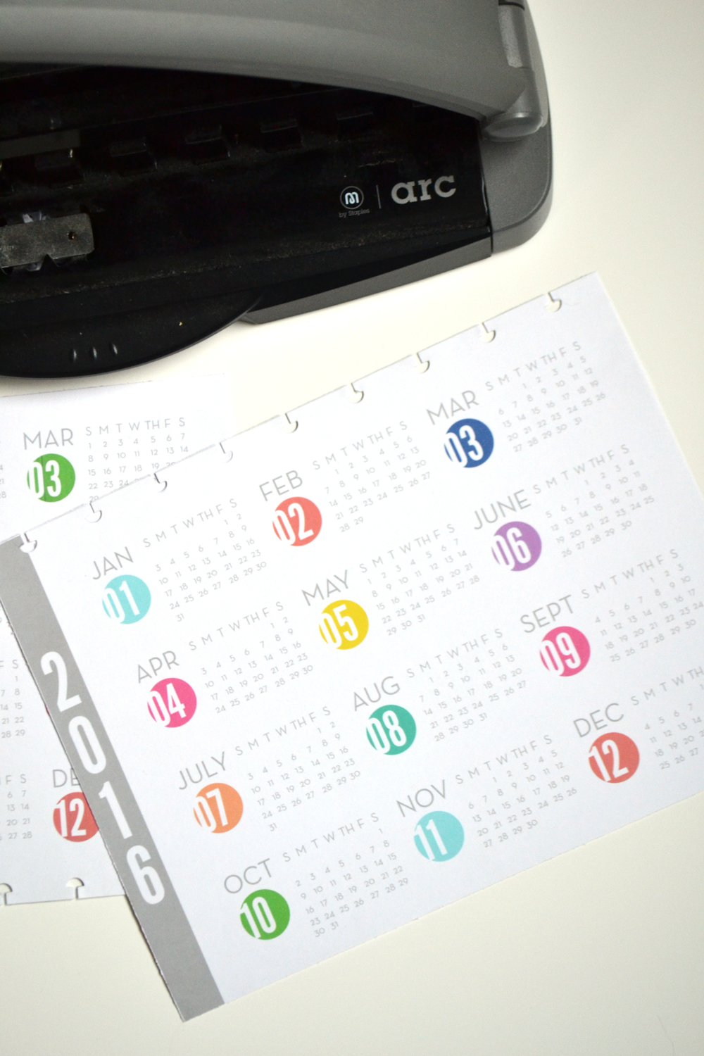 u0026 39 year at a glance u0026 39  free printables for the happy planner
