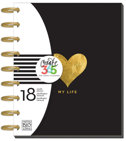 2015-16 Planner - My Life | me & my BIG ideas