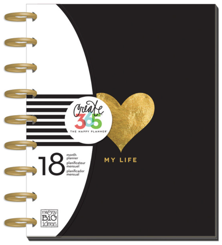 'My Life' 2014-2015 Create 365™ The Happy Planner | me & my BIG ideas