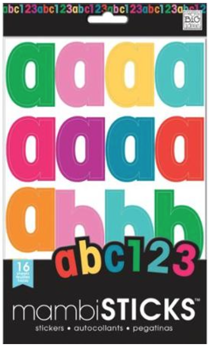 Lowercase Primary Color mambiSTICKS alphabet stickers | me & my BIG ideashttp://guide.alibaba.com/shop/large-alphabet-and-number-stickers-primary-solids-lowercase_34478252.html