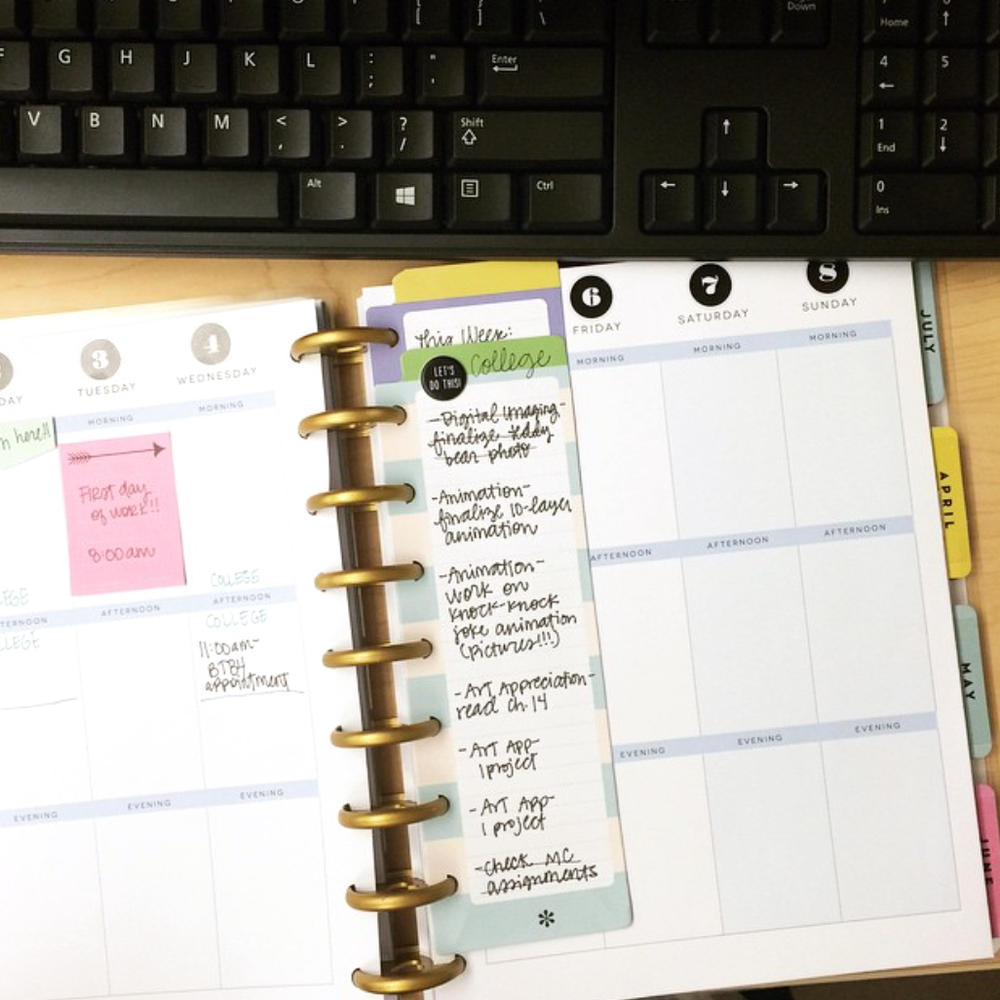 How do you use The Happy Planner™ NOTEPADS? | me & my BIG ideas