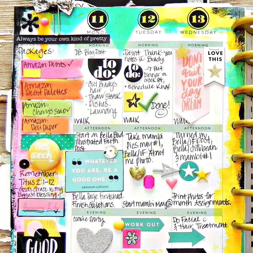 How do you use The Happy Planner™ STICKY NOTES? | me & my BIG ideas