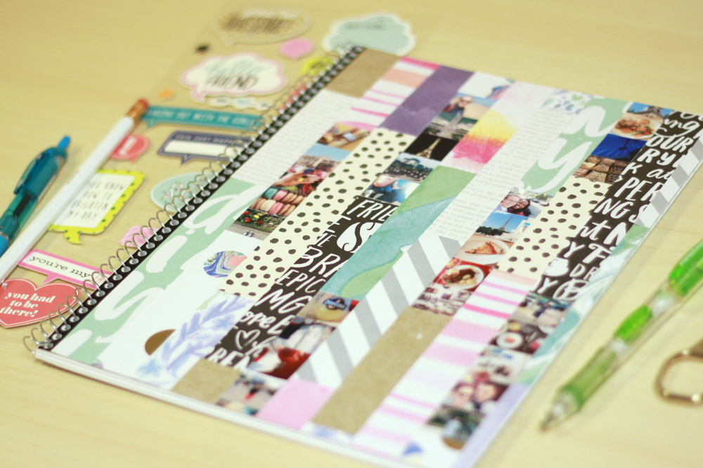 image gallery notebook cover ideas