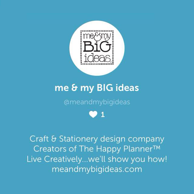 mambi is now on Periscope! follow is @meandmybigideas | me & my BIG ideas