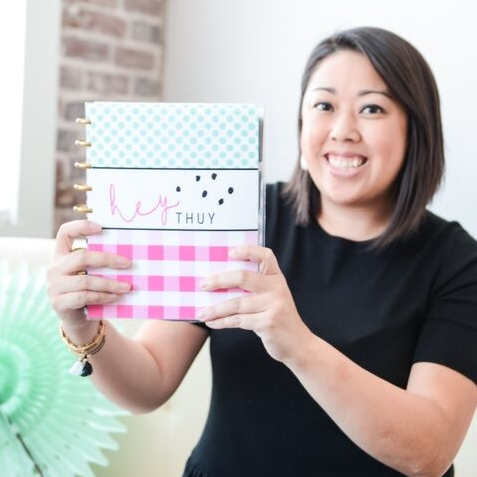 'I Am a Happy Planner' featuring Thuy Bui | me & my BIG ideas