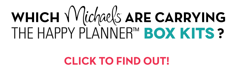 Michael's BOX KIT list button