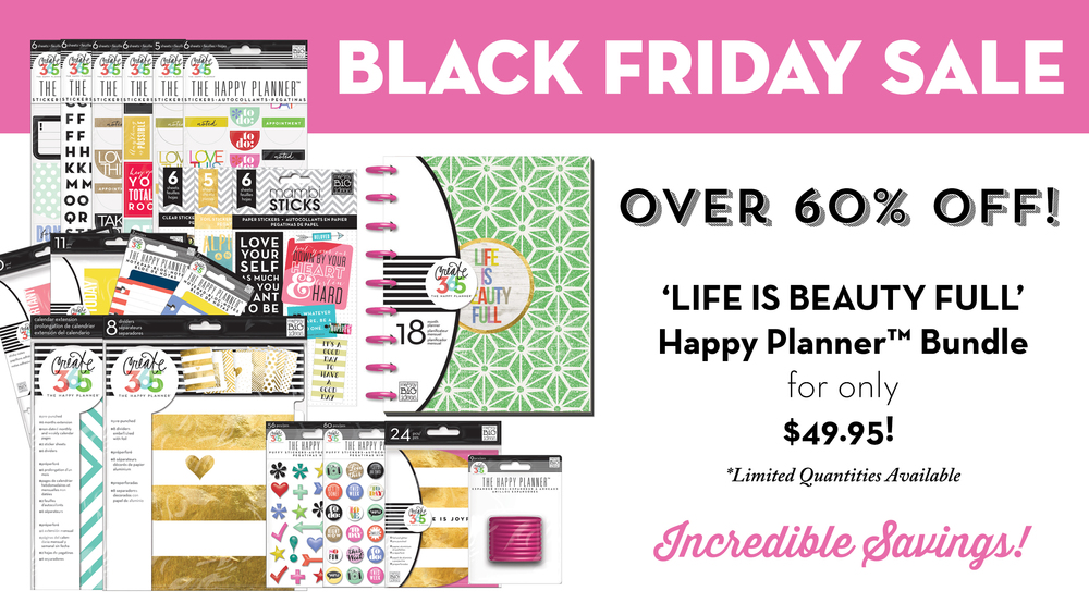Black Friday SALE 11/27 through 11/30 | me & my BIG ideas