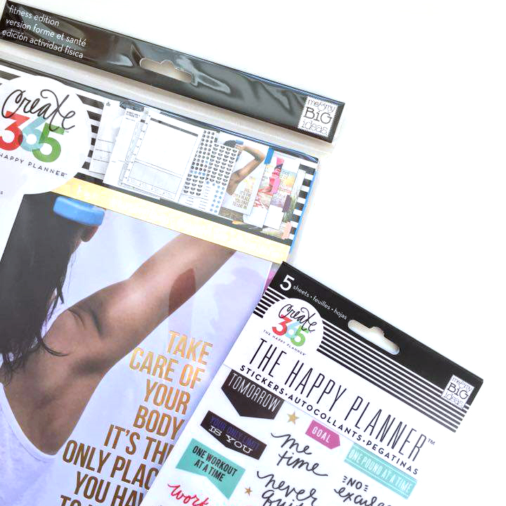 Fitness Planner Extension Pack coming to the mambi online shop 1/01/2016 | me & my BIG ideas