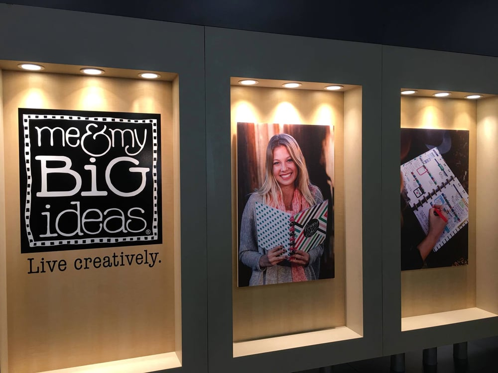 mambi @ CHA 2016 | me & my BIG ideas