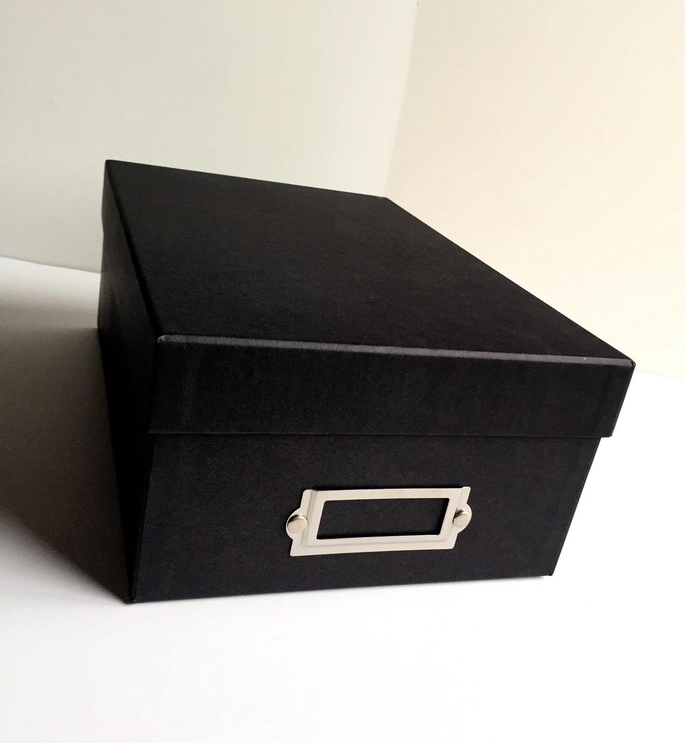 Valentine's Box craft created by mambi Design Team member Megan McKenna | me & my BIG ideas
