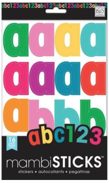 Large Lowercase Primary Brights mambiSTICKS alphabet & number stickers | me & my BIG ideashttp://guide.alibaba.com/shop/large-alphabet-and-number-stickers-primary-solids-lowercase_34478252.html