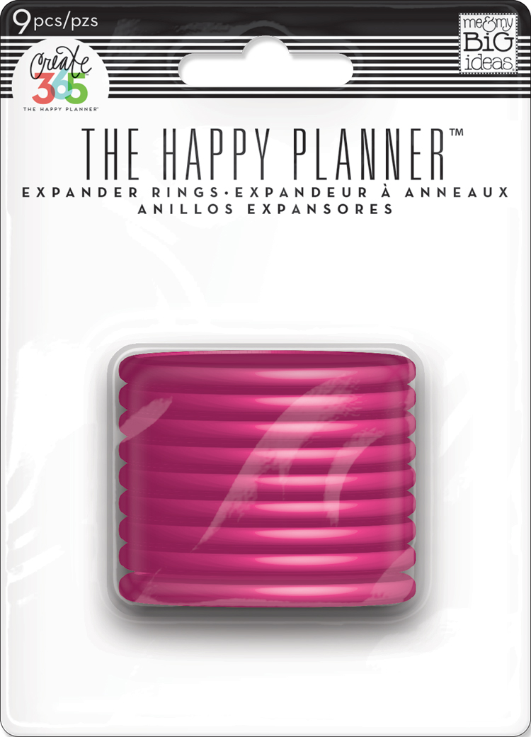 Pink Expander Discs for The Happy Planner™ | me & my BIG ideas.jpg