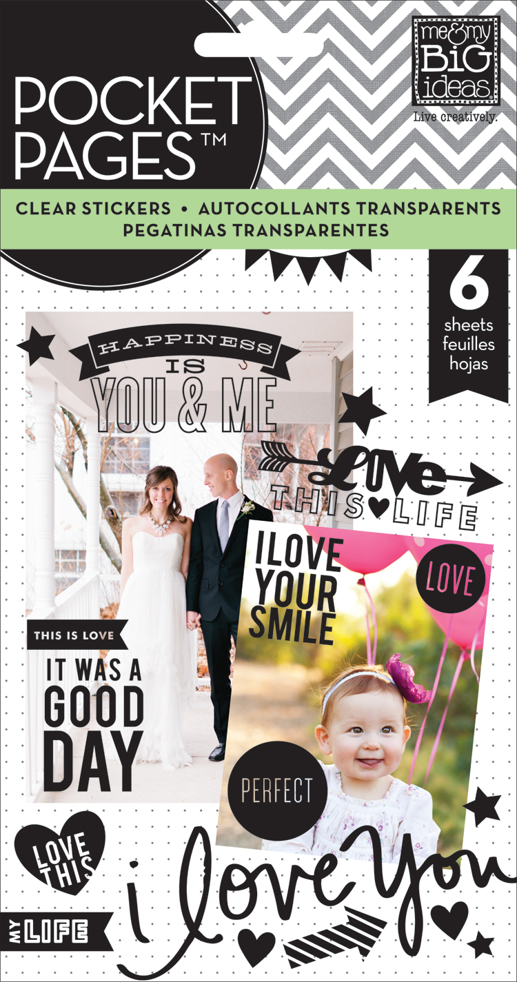 Clear Black POCKET PAGES™ mambiSTICKS sticker value pack | me & my BIG ideas.jpg