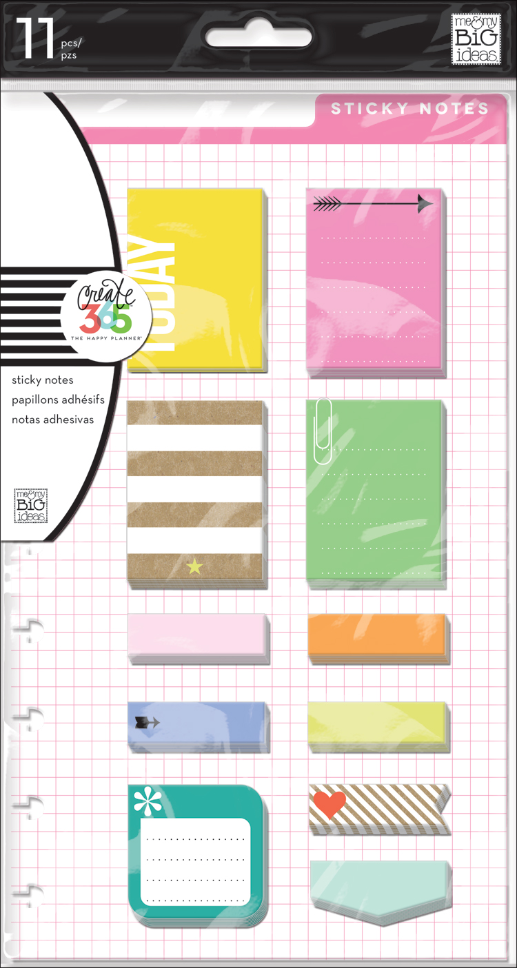 'Happy' sticky notes for The Happy Planner™   me & my BIG ideas.jpg