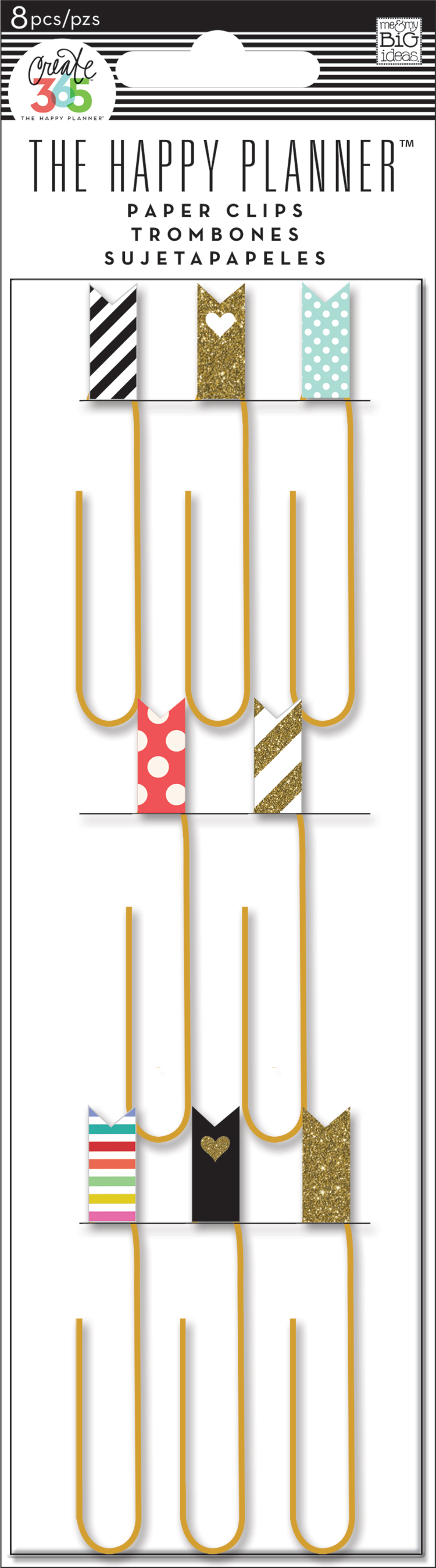 Paper Clip Flags for The Happy Planner™   me & my BIG ideas.jpg